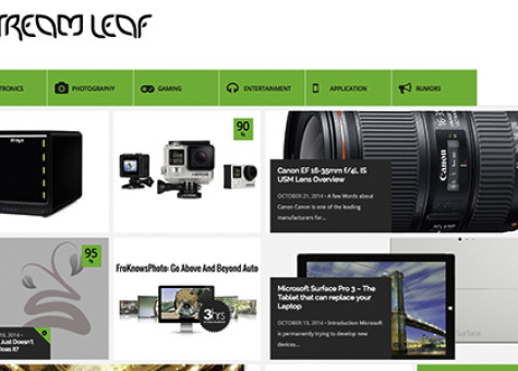 Streamleaf.com